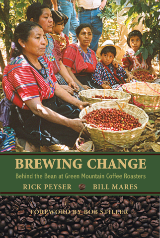 Brewing Change Book, Green Mountain Coffee Roaster Keurig