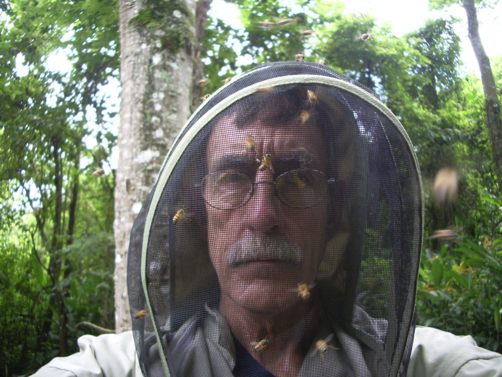 Bill Mares Beekeeping Latin America