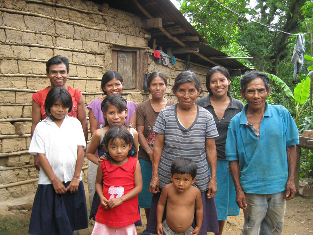 Coffee Growing Families