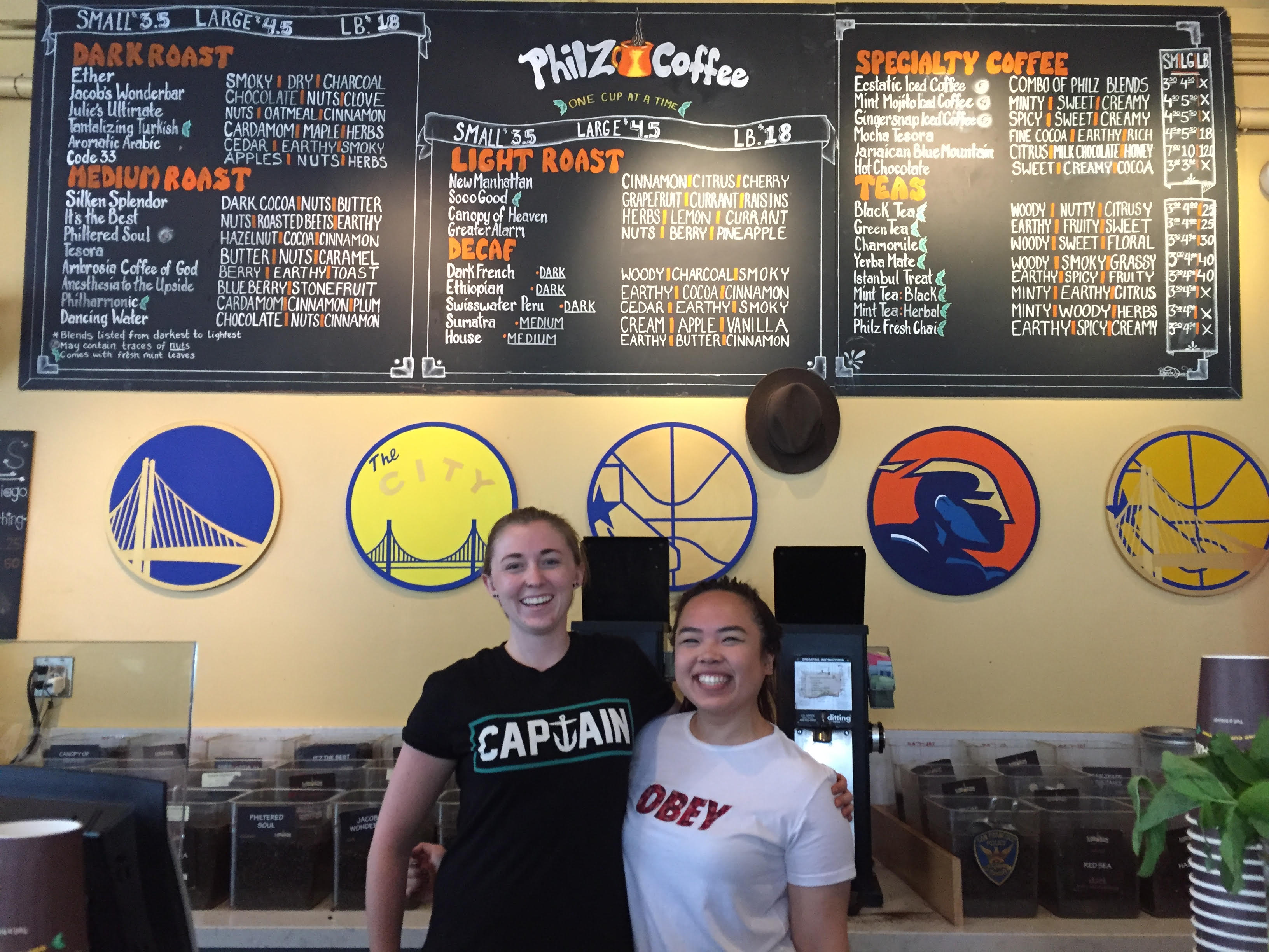 Philz Coffee Fundraiser