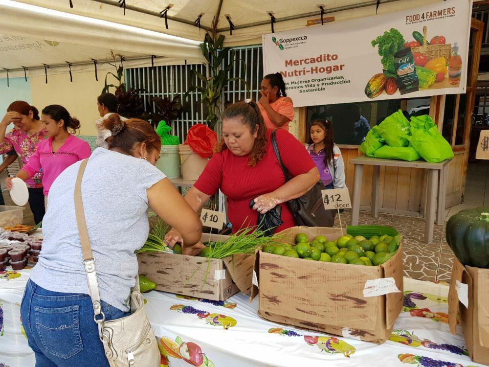 SOPPEXCCA Nicaragua Organic Farmers Market