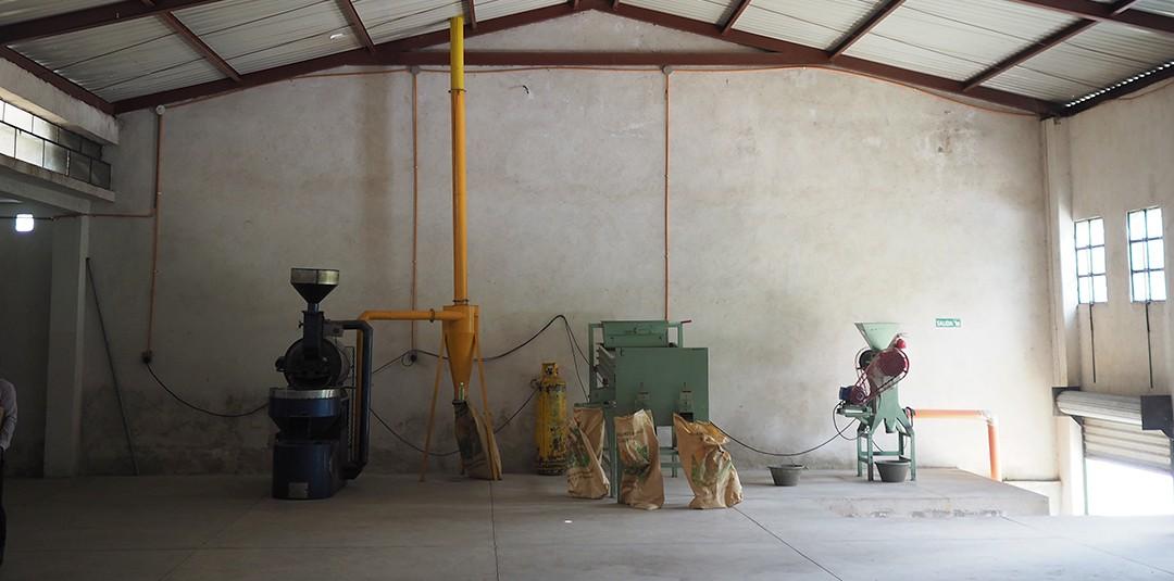 Maya Ixil Warehouse Guatemala