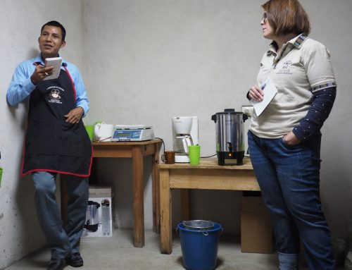 Coffee that Matters: Allegro  & Food 4 Farmers in Guatemala