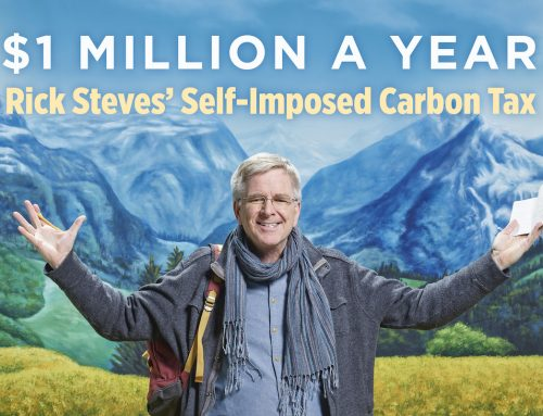 Rick Steves Awards $50,000 Grant to Food 4 Farmers