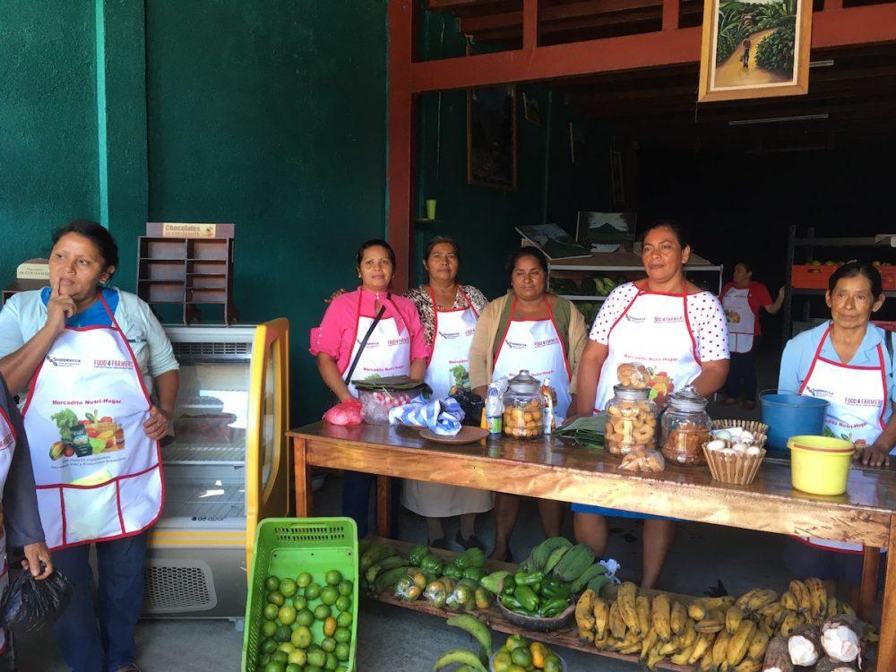 Women's Market Nicaragua