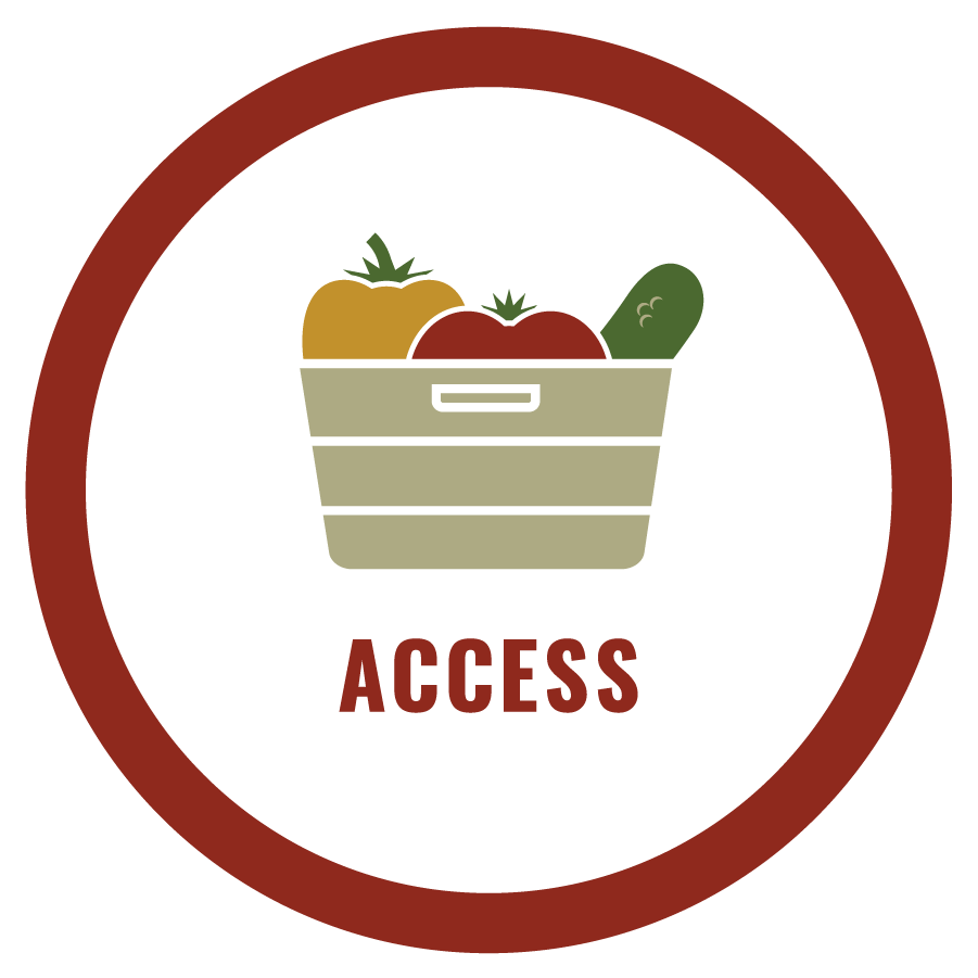 4 pillars food security - access