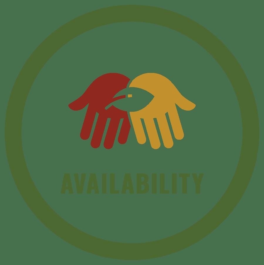 4 pillars food security - availability