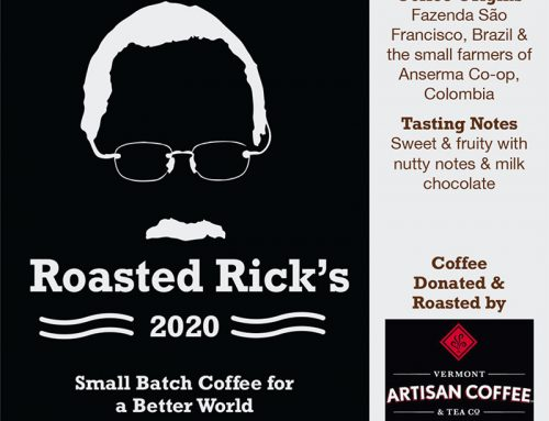 Second Edition of Roasted Rick's Coffee Drops at Vermont Artisan