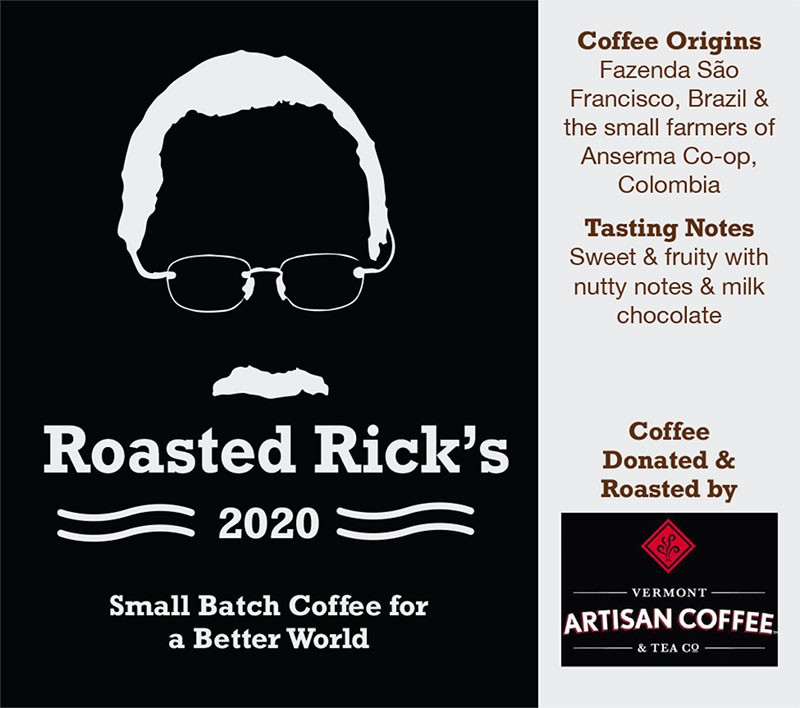 Roasted Rick's Coffee