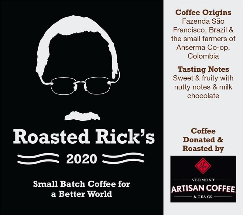 Roasted Rick's Coffee
