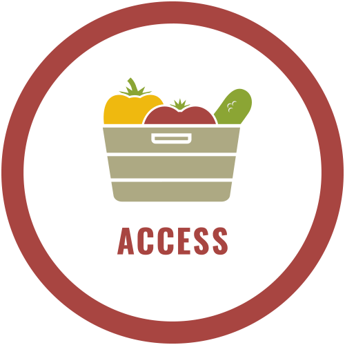 4 Pillars of Food Security: Access