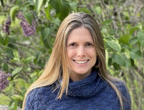Meet Alyson Welch, Our Executive Director